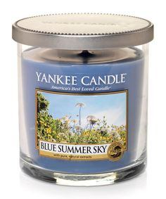 Blue Summer Sky 7-Oz. Tumbler Candle