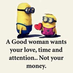 Yep I always liked making my own money and won't ask my hubby for anything all I need is his love and atrention ❤