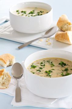 Zuppa Toscana just like you'd get at Olive Garden. This homemade soup is completely irresistible.