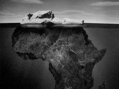 The representation of Africa in the media is really only the tip of the iceberg. Beneath the surface you will find a vibrant, dynamic continent, ripe with possibilities.   (Source: derbdnanrobilac)