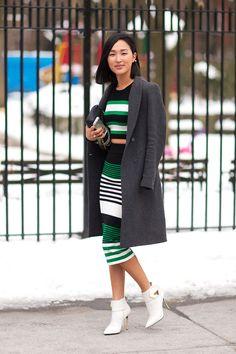 Vem conferir quais foram os melhores looks de moda rua deste ano!