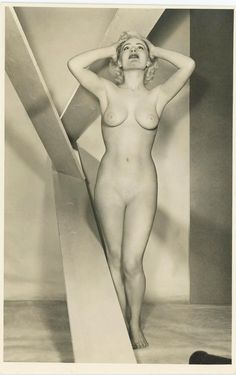Horace Roye, Diana Dors,  +/- 1938, UK