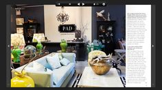 Passionate About Design on Adore Home