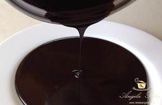 Glazura de ciocolata
