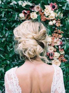 boho wedding hairstyles best photos - wedding hairstyles - cuteweddingideas.com