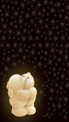 Forever Friends Bear Iphone Wallpaper Archidev