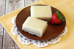 This dreamy, creamy lemon cheesecake is another one of my entries into the Spring Fling Dairy Free Recipe Contest, put on by Go Dairy Free a...