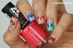 GioNails: 31DC2015 Day 18: Half Moons