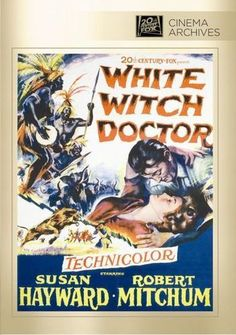 White Witch Doctor [DVD] [English] [1953]