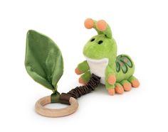 Caterpillar Crawling Critter Teething Toy