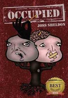 'Occupied' by Joss Sheldon is a three-part fiction that takes place in a colony setting. Inspired by the real life political situations of Palestine, the Kurdish question and Tibet, Sheldon create. George Orwell, Georges Marvellous Medicine, Give Peas A Chance, Rachel Ward, Cat Run, Berenstain Bears, Dystopian Future, Clowning Around, Perfect Boyfriend