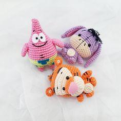 """2,090 Likes, 25 Comments - crochet like (@crochet_like) on Instagram: """"Thanks for order #handmade #handmadedoll #crochet#crochetoninstagram #crocheteveryday #amigurumis…"""""""