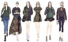 #bnw #style #fashion