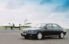 2003 Rover 75 2.5 V6 Connoisseur SE Auto Limo LWB .