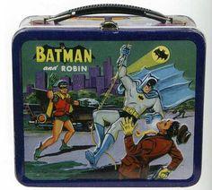 Vintage lunchbox - classics!