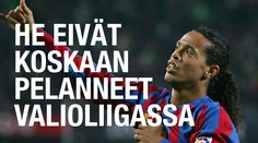 Video: Nämä viisi viheriön superprinssiä ei koskaan pelannut Valioliigassa Valioliigakentät eivät ole vetäneet maailmanluokan jalkapallotähtiä puoleensa viime aikoina ihan magneetin lailla jaruotsalaistähtiZlatankin... http://puoliaika.com/video-nama-viisi-viherion-superprinssia-ei-koskaan-pelannut-valioliigassa/ ( #Messi #premierleague #Ronaldinho #TOP5 #Valioliiga #Video #Videot #zidane)