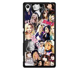 Demi Lovato Collage Pict TATUM-3149 Sony Phonecase Cover For Xperia Z1, Xperia Z2, Xperia Z3, Xperia Z4, Xperia Z5