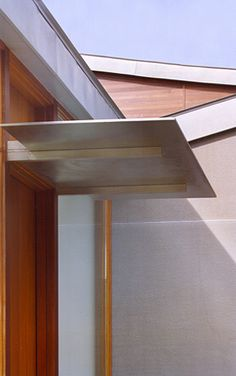 Awning For Front Door Modern Metal Awning Over
