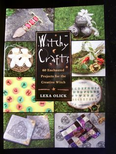 BRAND NEW! WITCHY CRAFTS 60 ENCHANTED PROJECTS FOR WITCHES