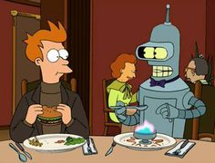 """Which """"Futurama"""" Character Are You"""
