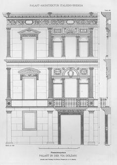 Palast Architektur | Haupt, Albrecht