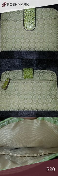 NWOT! Nine West Jacquard coin purse Brand new without the tags that has never been used Nine West Bags Wallets