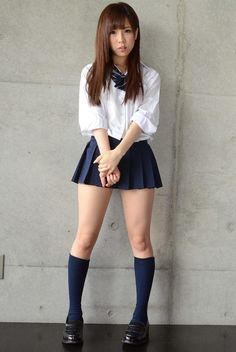 School Girl Japan, Japanese School Uniform Girl, School Uniform Girls, School Girl Fancy Dress, School Girl Outfit, Sexy Outfits, Girl Outfits, Beautiful Japanese Girl, Beautiful Asian Women
