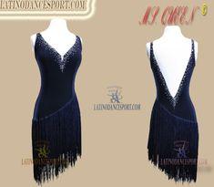 Prom Outfits, Dance Outfits, Fashion Outfits, Latin Dance Dresses, Ballroom Dance Dresses, Tango, Samba, Dance Costumes, Chiffon
