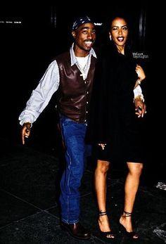 Tupac & Aailyah