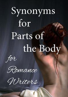 Synonyms for Body Parts.                              bryndonovan.com