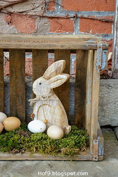 Ostern steht vor der Tür und ein Eier DIY