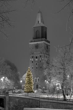 One of my favourite photo of Turku Cathedral - main landmark in Finland  Vesa Loikas Photography