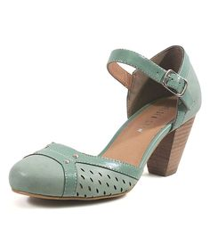 Look at this Chelsea Crew Mint Zest Pump on #zulily today!