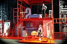 Bunny Christie's set design for Made In Dagenham