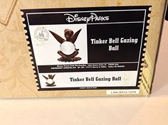 "NEW Disney Parks Medium Fig Figure Figurine Statue ""Tinker Bell Gazing Ball"" Tink Tinkerbell HARD TO FIND Disney http://www.amazon.com/dp/B00M388QP8/ref=cm_sw_r_pi_dp_ohrFub04HAHMJ"
