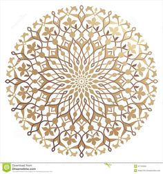 Arabic Pattern - Download From Over 30 Million High Quality Stock Photos, Images, Vectors. Sign up for FREE today. Image: 47742555
