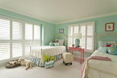 Lisa Coughlen Interiors | twin bedroom