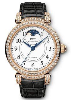 b39abe1fc12 IWC Da Vinci Automatic Moon Phase 36 Edition  150 Years  Ref. IW459304 Фазы