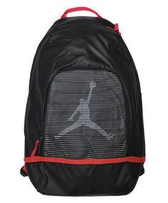 ce5a906e9fac Air Jordan  Backpack (Black Wolf Grey) Jordan 23