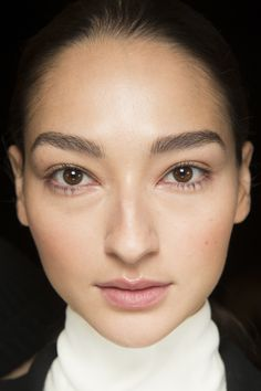 Ralph Lauren Fall 2016 Ready-to-Wear Fashion Show Beauty