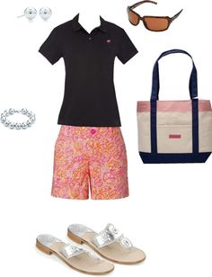 """May 25"" by letsbepreppy on Polyvore"