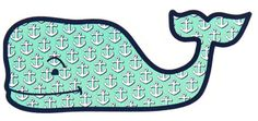 Vineyard Vines Anchor Whale