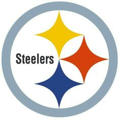 printable pittsburgh steelers logo nfl logos pinterest rh pinterest com show pictures of steelers logo