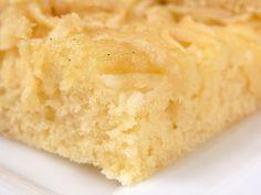 Butterkuchen mit Äpfeln: 1/2 Backblech