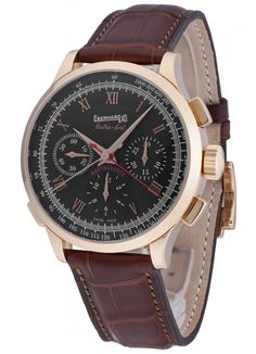 Eberhard & Co Extra de Fort Cronógrafo Rattrapante – Limited Edition de 18 KT Oro 30063 Cool Watches, Watches For Men, Limited Edition Watches, Chronograph, Omega Watch, Accessories, Strong, Luxury Watches, Bracelet Watch