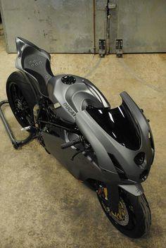 DUCATI MOTORBIKES: The perfect shape…!