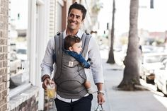 Ergobaby Carrier Urban Chic - www.oogappel.be