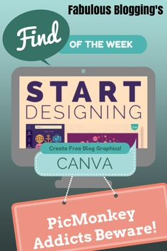 PicMonkey Addicts Beware: @Canva is a Great New Graphic Design Tool