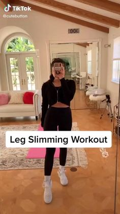 Fitness Workouts, Summer Body Workouts, Full Body Gym Workout, Gym Workout Videos, Gym Workout For Beginners, Easy Workouts, Workout Music, Inner Leg Workouts, Thigh Workouts