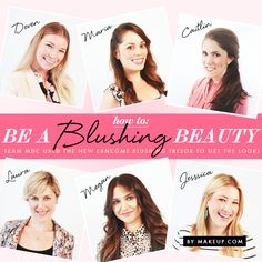 How To: Be a Blushing Beauty